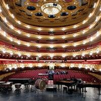 Foto tomada en Liceu Opera Barcelona por Liceu Opera Barcelona el 2/19/2016