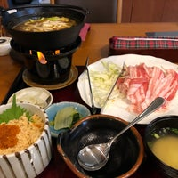 Photo taken at レストラン 樽 by RYO on 8/31/2018