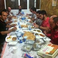Photo taken at Kırçeşme Ulu Camii by Ünal S. on 7/31/2013