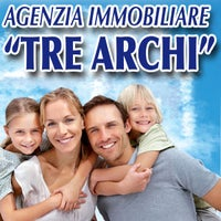 Photo taken at Agenzia Immobiliare Tre Archi by Alfonso S. on 12/27/2012