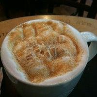 Photo taken at Starbucks by Liz T. on 11/5/2012