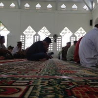 Photo taken at Masjid Nurul Jamil BTP by Sumady on 11/1/2013