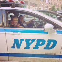 Photo taken at NYPD - Midtown South Precinct by Sophie V. on 5/31/2016
