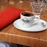 Photo taken at Cafe Cafen Bistro by Derya A. on 11/24/2013