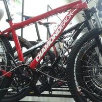 Photo taken at Xtreme Bike Shop by danilo s. on 5/20/2014