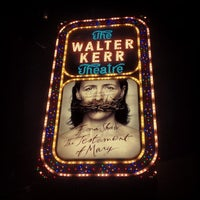 Photo taken at The Walter Kerr Theatre by Brian B. on 4/5/2013