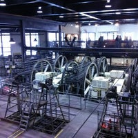 Photo taken at San Francisco Cable Car Museum by Kenneth L. on 4/7/2013