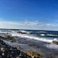 Снимок сделан в Escambron Beach пользователем Pedro L. 12/2/2012