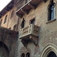 Foto scattata a Casa di Giulietta da Nadezhda🍒 il 1/1/2013