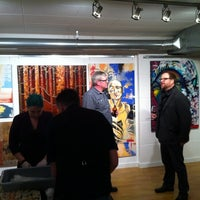 Photo taken at M gallery | book by Jennifer V. on 11/29/2012