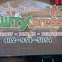 Photo taken at Kurry Xpress by Lisa W. on 1/25/2014