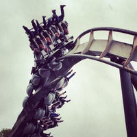 Photo taken at Alton Towers by kaya c. on 5/23/2013