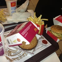 Photo taken at McDonald's by kaya c. on 2/16/2013