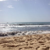 Photo taken at Magic Life Beach by Mary M. on 8/23/2014