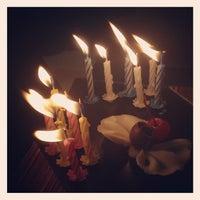 Photo taken at Pancious Pancake by annisa d. on 12/18/2012