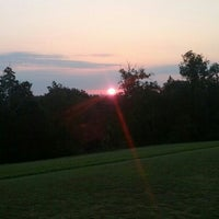Photo taken at Eagle Bluff Golf Course by Ryne S. on 9/22/2012