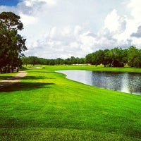 Photo taken at Nicklaus Course at Bay Point by Ryne S. on 7/14/2013