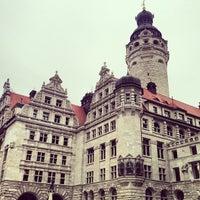 Photo taken at Burgplatz by Dmitry A. on 8/9/2013