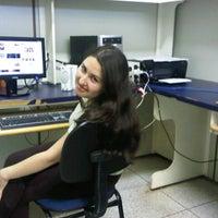 Photo taken at Dpto. Morfologia E Fisiologia Animal FCAV by rodrigo g. on 3/7/2013