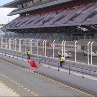 Photo taken at Dubai Autodrome by SayEJay on 2/8/2013