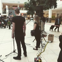 Photo taken at Victoria Shopping Centre by Barry J. on 3/28/2015