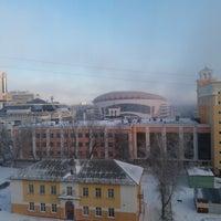 Photo taken at Saransk by Dmitry K. on 2/24/2018