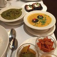 Photo taken at Ajanta Restaurant by Jennifer O. on 9/18/2016