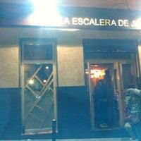 Photo taken at La Escalera de Jacob by elpuerma on 10/6/2012