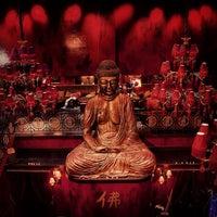 Снимок сделан в Buddha Bar пользователем Val V. 1/2/2013