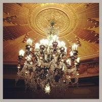 Photo taken at Curran Theatre by Jennifer K. on 3/13/2013