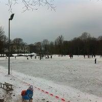 Photo taken at Ijsbaan Ockenburg by Valer M. on 1/19/2013