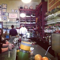 Photo taken at Le Pichet by Sarah B. on 10/27/2012