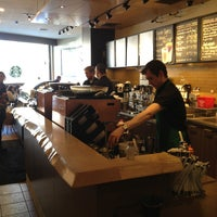 Photo taken at Starbucks by Andrew M. on 3/9/2013