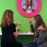 Photo taken at Lets Spoon Frozen Yogurt by Juliane M. on 1/12/2013