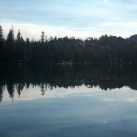 Photo taken at Caples Lake by Jeremiah J. on 9/1/2013