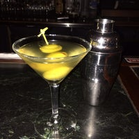 Photo taken at Meritage Martini & Oyster Bar by Carlos H. on 1/24/2014