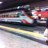 Снимок сделан в Cercanías Sol пользователем kris k. 2/5/2013