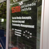 Photo prise au SMI SocialMedia Institute - Creative-Office par Lars K. le6/3/2013