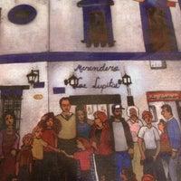 Photo taken at Las Lupitas by Ernesto G. on 10/20/2012