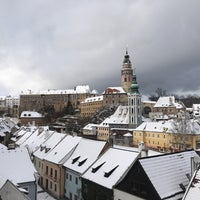 Photo taken at Vyhlídka by 🅰leksey M. on 1/20/2018