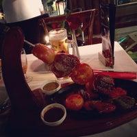 Photo taken at El Toro Bravo Steak House by Marco P. on 3/19/2015