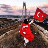 8/26/2016 tarihinde HEKİMOĞLUziyaretçi tarafından Yavuz Sultan Selim Köprüsü'de çekilen fotoğraf