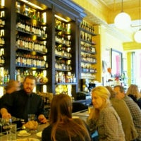 Photo taken at Can Can Brasserie by Provocation on 10/20/2012