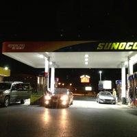 Photo taken at Sunoco/MACS by Dirka Dirka on 2/17/2013