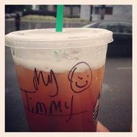 Photo taken at Starbucks by Tim S. on 10/4/2012