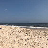 Photo taken at Fire Island Pines Beach by Tim S. on 8/15/2018