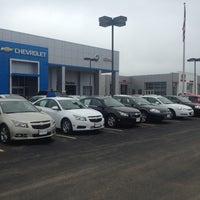Photo taken at McEleney Toyota by Zac K. on 6/10/2013