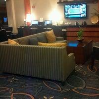 Photo taken at Comfort Inn & Suites by Bevelene W. on 9/22/2012