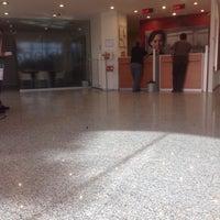 Photo taken at Akbank by Mehmet Ö. on 10/4/2016