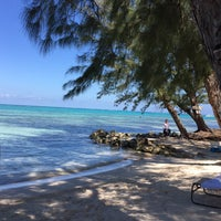 Photo taken at Rum Point Club and Restaurant by Dayna R. on 3/15/2016